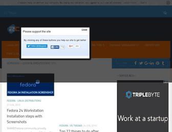 2daygeek.com screenshot