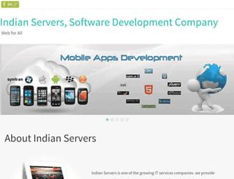 Thumbshot of Indianservers.com