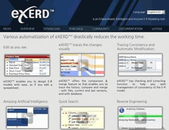 exerd.com screenshot