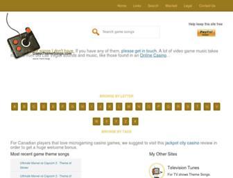 Thumbshot of Gamethemesongs.com