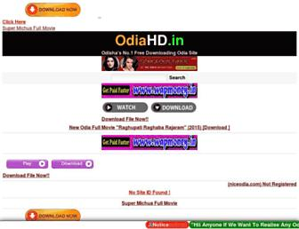 niceodia.com screenshot