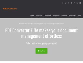 Thumbshot of Pdfconverter.com