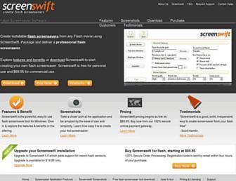 screensaverapp.com screenshot