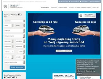 uzywanygwarantowany.pl screenshot