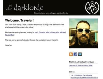 darklorde.com screenshot