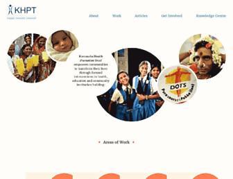 khpt.org screenshot