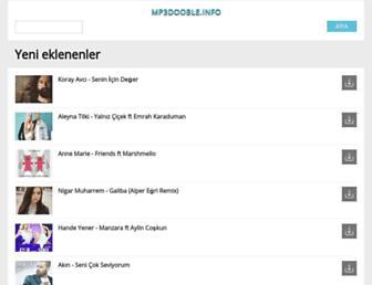 mp3boom.mobi screenshot
