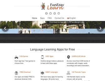 funeasylearn.com screenshot
