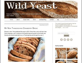 wildyeastblog.com screenshot