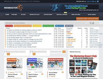 webmastersun.com screenshot