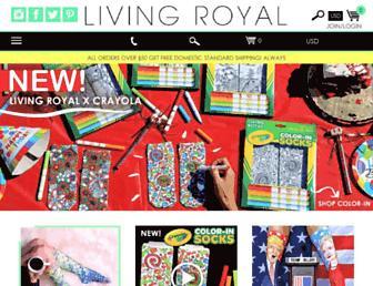 Thumbshot of Livingroyal.com