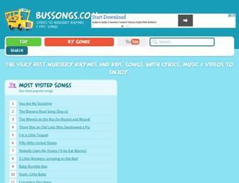 Thumbshot of Bussongs.com