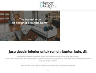 interiordesign.id screenshot