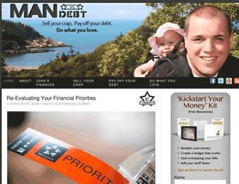Thumbshot of Manvsdebt.com