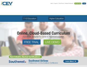 icevonline.com screenshot