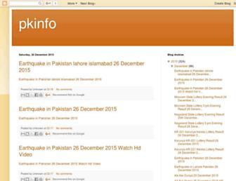 starpkinfo.blogspot.com screenshot