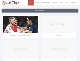 sport-tv96.blogspot.com screenshot