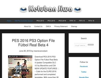 ketubanjiwa.com screenshot