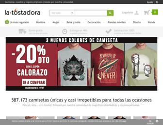latostadora.com screenshot