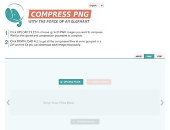 Thumbshot of Compresspng.com