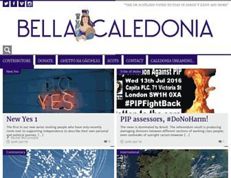 Thumbshot of Bellacaledonia.org.uk