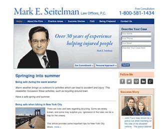 seitelman.com screenshot