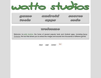 watto.org screenshot