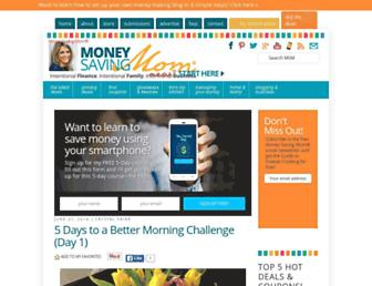 Thumbshot of Moneysavingmom.com
