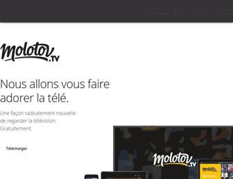 molotov.tv screenshot