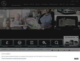 Thumbshot of Mercedes-benz.co.uk