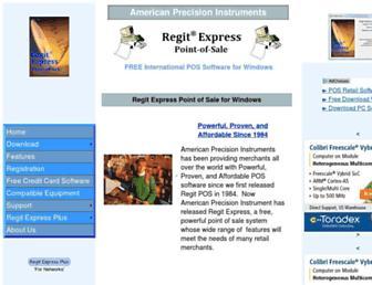 free-pos-software.com screenshot
