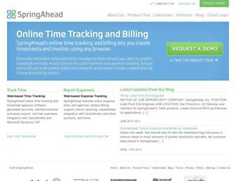 Thumbshot of Springahead.com