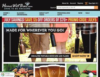 Thumbshot of Homewetbar.com