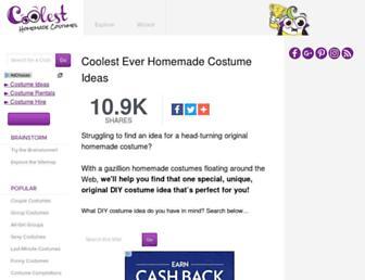 Thumbshot of Coolest-homemade-costumes.com