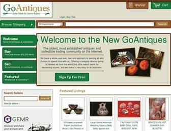 Thumbshot of Goantiques.com