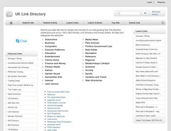 Thumbshot of Ukdirectory.com.ar