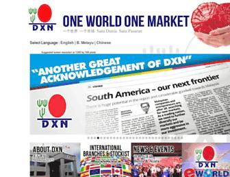 dxn2u.com screenshot
