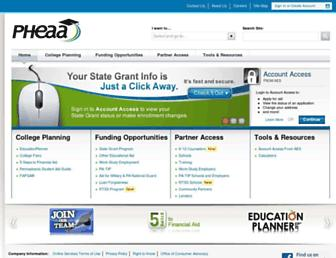Thumbshot of Pheaa.org