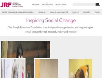 Thumbshot of Jrf.org.uk