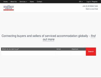 Thumbshot of Apartmentservice.com