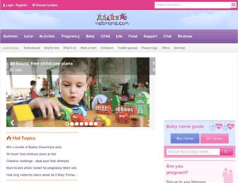 Thumbshot of Netmums.com