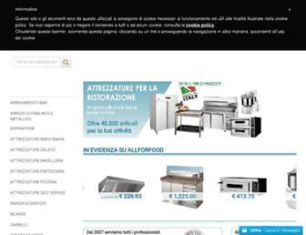 allforfood.com screenshot