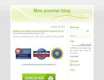 laypotgema.blog.free.fr screenshot