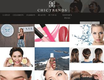 Thumbshot of Chictrends.co.uk
