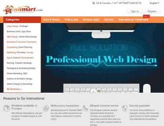 Thumbshot of Witmart.com