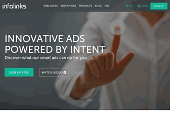 Thumbshot of Infolinks.com