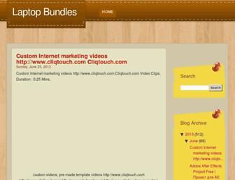 laptopbundlesjly.blogspot.com screenshot