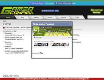 gamerconfig.eu screenshot