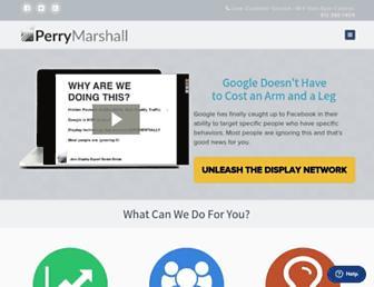 Thumbshot of Perrymarshall.com