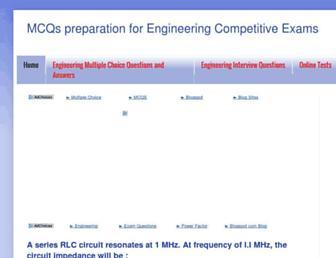 engineeringmcqs.blogspot.com screenshot
